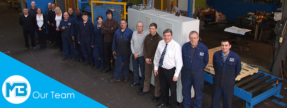 Morris Brothers Engineering staff